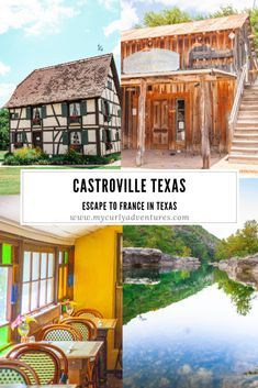 Visit the France of Texas- Things to do in Castroville TX - My Curly Adventures Texas Vacations, Texas Roadtrip, Texas Travel, Travel Usa, Travel Tips, Travel Destinations, Family Vacations, Best Places To Travel, The Places Youll Go