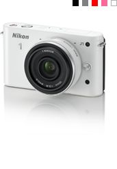 LOVE having a Nikon 1 J1 since having Mazie. I have been able to capture some of our most amazing moments! in white ;)