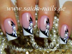 Saida Nails - Library | pictures and videos to the work of Saida Nasirova