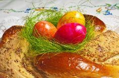 Τσουρέκι Πασχαλινό παραδοσιακό