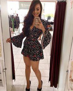 "1,218 Likes, 9 Comments - Moda Para Meninas (@dicasdemodaofficial) on Instagram: ""Look da noite ✨ {sigam: @procureseulook}"""