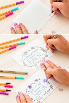 Bring Your Address Book for Snail Mail Goodness — Hallmark's Got the Stamp Covered via Brit + Co.