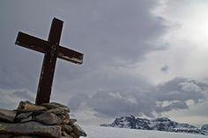 Gipfelkreuz Silberen