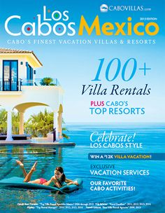 New 2015 Los Cabos, Mexico Vacation Guide: Order your FREE Copy or View Online!