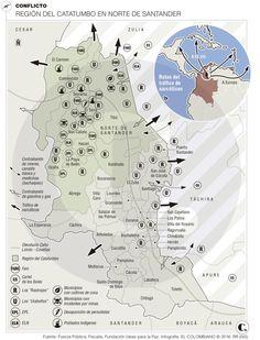El Catatumbo: una región de disputas, violencia y riqueza