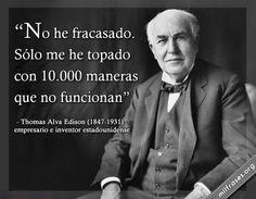 Constancia. #Edison