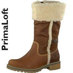 Tamaris-Schuhe-Stiefel-(Warmfutter)-RUST-Art.:1-1-26633-21/365