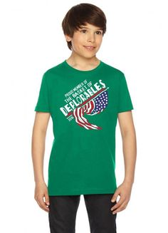 Proud Member Of The Basket Of Deplorables Youth Tees
