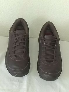 b253558a27f01 Reebok easytone Ladies sz 10 brown Free Shipping  fashion  clothing  shoes   accessories