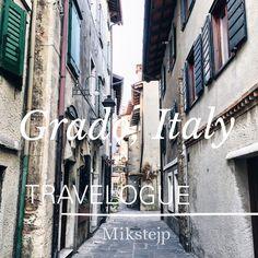 Explore Grado with me. ;) www.mikstejp.com
