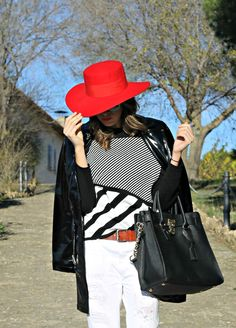 LOOK AND CHIC  CON SOMBRERO