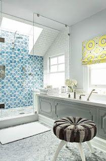 Tile Design Ideas 2019 30 Bathroom Tile Design Ideas Tile Backsplash and Floor Designs Diy Bathroom Remodel, Diy Bathroom Decor, Home Decor Bedroom, Bathroom Ideas, Bathroom Interior, Shower Ideas, Parisian Bathroom, Restroom Remodel, Bathroom Closet