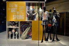 the art of spring, pinned by Ton van der Veer