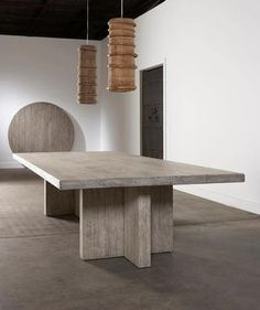 Wooden Plank Dining Table Dual Cross Wooden Base, Can Be Customized Available in 4 Finishes: Light Elm, Old Grain, Jacobean, or Charcoal Finish Options Available in Contrasting Combination on Top and Base Also Available As