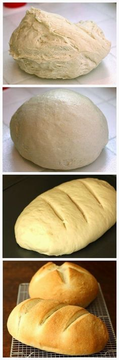 Simple One Hour Homemade Bread #homemade #bread