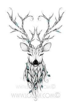 Wyuen Hot Designs Deer Temporary Tattoo For Adult Man Woman Waterproof Hand Fake Tatoo Sticker Elk Animal Body Art Kunst Tattoos, Tattoo Drawings, Cool Drawings, Body Art Tattoos, Tatoos, Tree Tattoos, Cross Tattoos, Hirsch Tattoo Frau, Temporary Tattoos For Adults