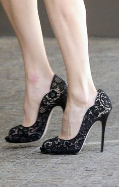 Not generally a heel person but I LOVE these!