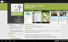 Abel Routeshop app
