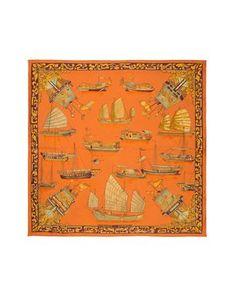 HERMÈS - Square scarves