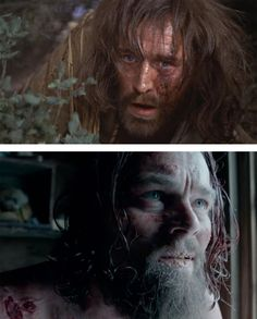 Man in the Wilderness & The Revenant