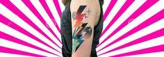 #tatuajes abstractos a color Tattoos, Beauty, Color, Abstract Tattoos, Tatuajes, Tattoo, Colour, Beauty Illustration, Tattos