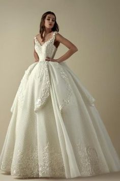 Wedding Dress Inspiration - Marcela de Cala