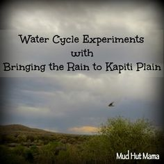 Water Cycle Experiments & Bringing the Rain to Kapiti Plain - Mud Hut Mama