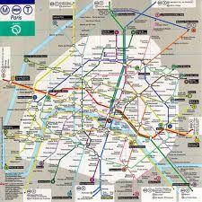 Paris Metro...pretty much had this memorized in 2008