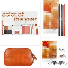perfect thing for nerdy female designers? sephora + pantone work together to make a 2012 color of the year makeup set
