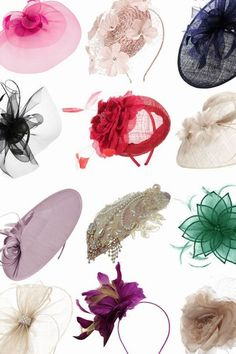 Check out our Hats for Ascot edit. Take your fashion race-side/