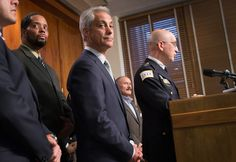 The Mayor's Office formally wished the city of Chicago a happy new year with a ream of emails showing that Rahm Emanuel knew just how bad the release of the Laquan McDonald video could be, long before its release.