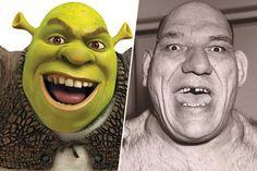 Shrek na Vida Real