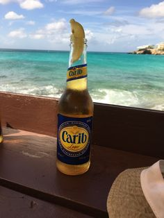 Carib at Maho Beach St.Maarten