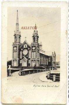 Église de Baie-St-Paul.