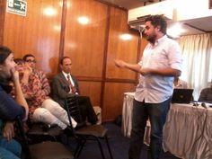 Nicolás Meyer, director de Nuestras Huellas Asoc. Civil Director, Socialism, Foot Prints, Finance