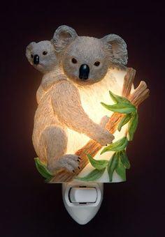 Koala Night Light #koala #night light