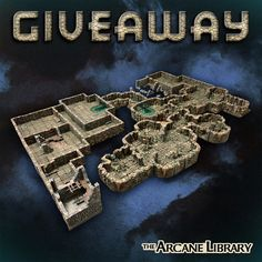 Epic #DnD Dwarven Forge Giveaway Monster Book Of Monsters, Advertising And Promotion, Game Resources, Informational Writing, Figs, Dwarf, Tabletop, Nerdy, No Response