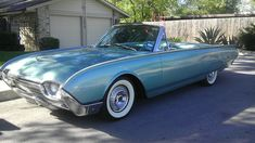 Thunderbird - Rocketbird Convertible