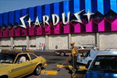 Harry Gruyaert | Stardust Casino, Las Vegas. Nevada, USA. (1982) | Available for Sale | Artsy