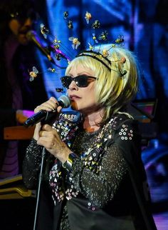 Blondie and Garbage Rock The Pearl Concert Theater at the Palms Casino Resort in Las Vegas  (Photo credit: Edison Graff / Stardust Fallout).