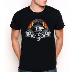 New Turbonnegro Logo Custom Black T-Shirt Tee All Size XS-XXL