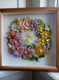 Image result for quilling and laser cut combination