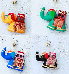 elephants were great companions of indian kings these danglers are an ancient reminder of our forgotten