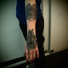 wolf. really great work and style