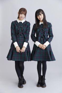 欅坂46から小林由依と原田葵が登場。笑顔弾ける&激しいダンスも必見のMVも話題の新曲「風に吹かれても」 | 【es】エンタメステーション School Girl Japan, School Uniform Girls, High School Girls, Japan Girl, Fasion, Fashion Outfits, Cute Tights, Latest Tops, Black Stockings