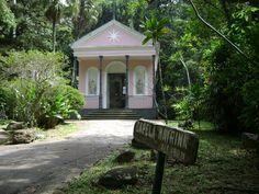 capela mayrink floresta da tijuca   Panoramio - Photo of Capela Mayrink - Floresta da Tijuca - RJ