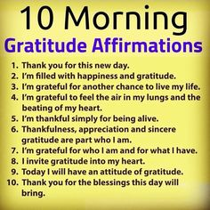 Start your week right! what are you grateful for dreams prosperity affirmations prosperity quotes prosperity affirmations affirmation quotes improve your life motivation affirmations positive mantras mantra quotes money wealth circulate money surplus Positive Affirmations Quotes, Self Love Affirmations, Morning Affirmations, Law Of Attraction Affirmations, Affirmation Quotes, Prosperity Affirmations, Affirmations For Women, Positive Quotes, Attitude Of Gratitude