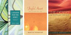 Check out these books from the Incarnation library on Keeping a Holy Lent.