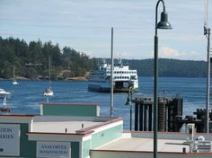 Love this trip through the San Juan Islands starting here @ Anacortes