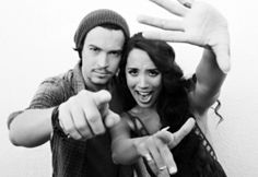 Alex and Sierra